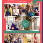 A cheery hello to our winter collection Boden email