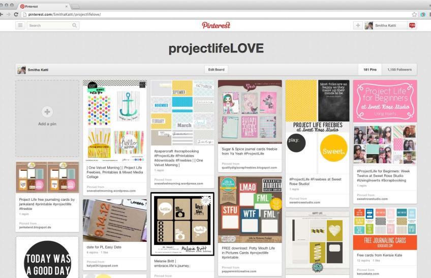 PinterestPLboard