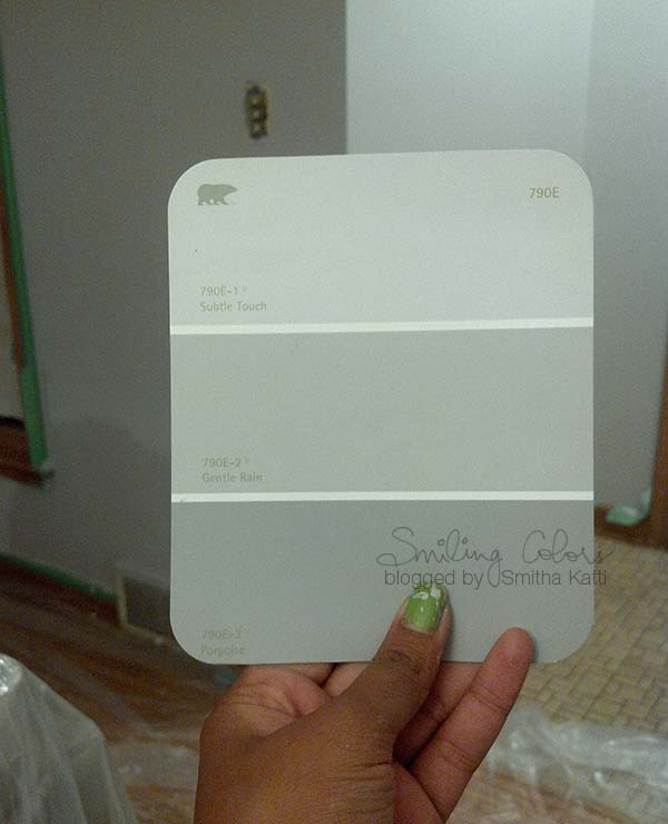 Behr Paint Craft Room