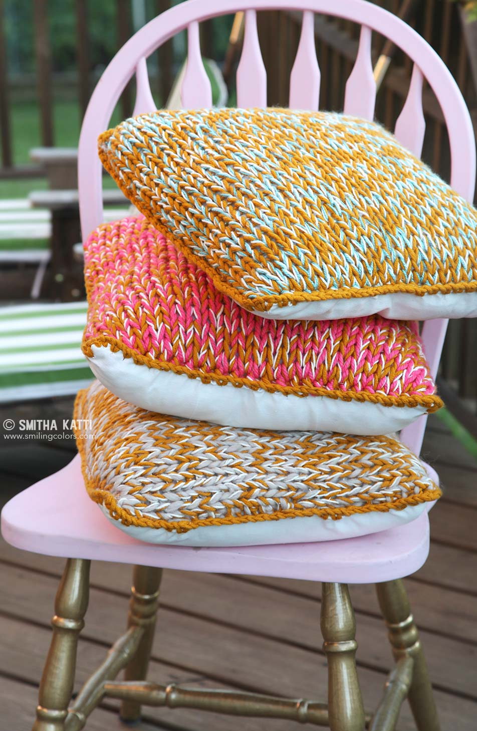DIY_knit_pillow