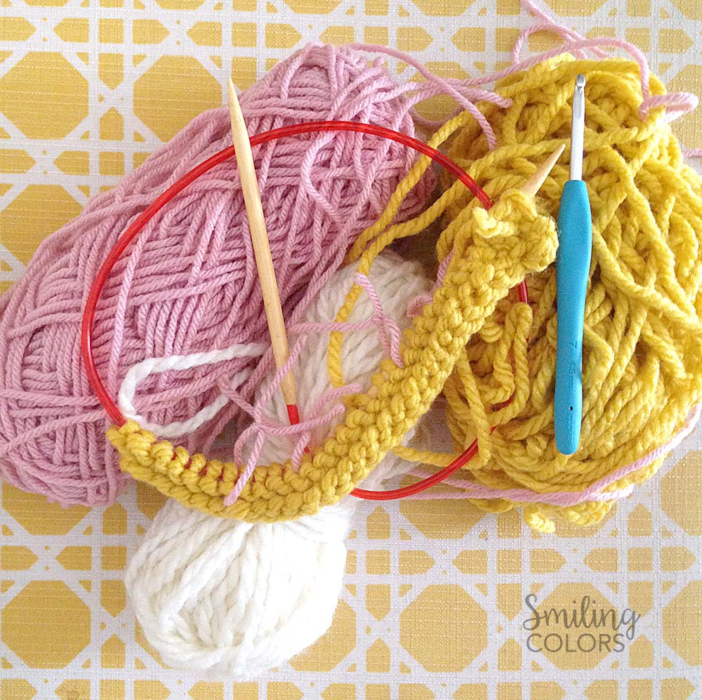 yarn for a sweater