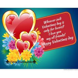 Radiant Hindi I Love You My Friend Pics I Love Youmy All Happy Valentines Day Dear Friend I Love You My Friend Download Whoever Said Valentines Day Is Only