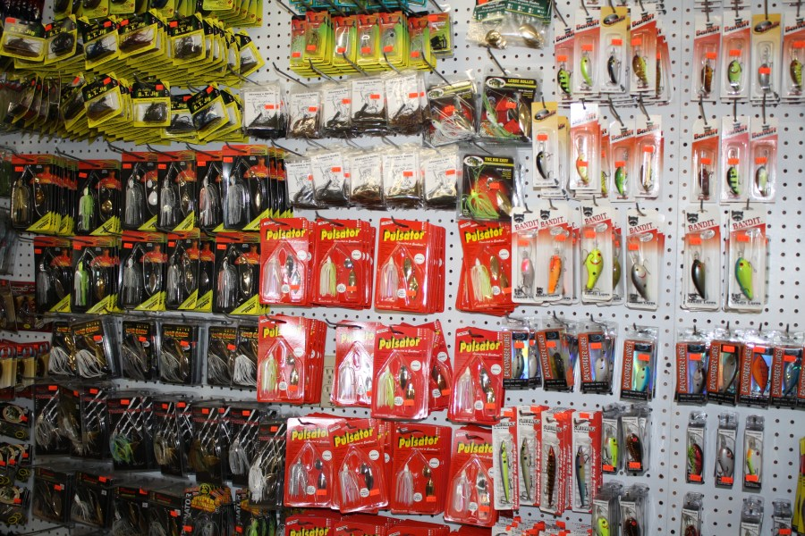 Lures and Spinner Baits