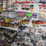 Hooks, sinkers & assorted supplies