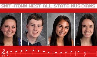 All-State musicians NYSSMA