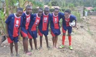 hope children's home in Kenya