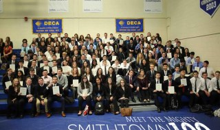 DECA Final competition Smithtown HS
