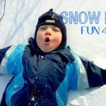snow day activities kids fun