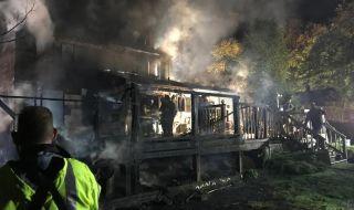 Smithtown sunrise lane explosion