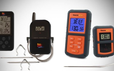 Best thermometer for cooking with a smoker