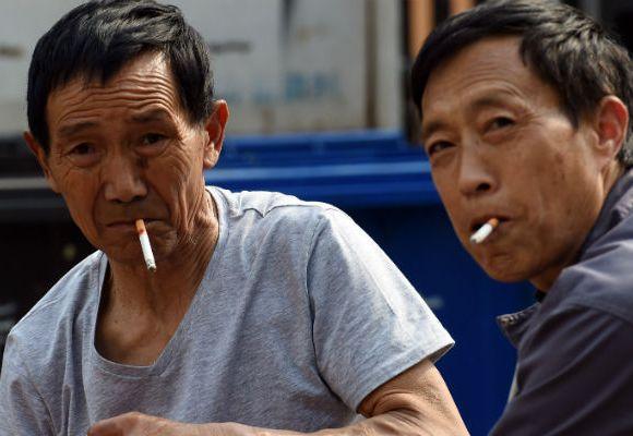 Allarme Fumo in Cina
