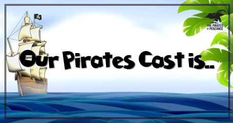 our cast is