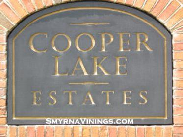 Cooper Lake Estates - Smyrna Vinings Homes