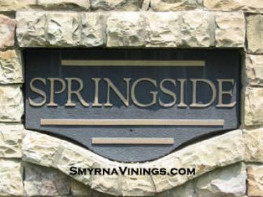 Springside - Smyrna Homes