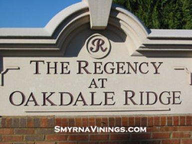 Regency at Oakdale Ridge