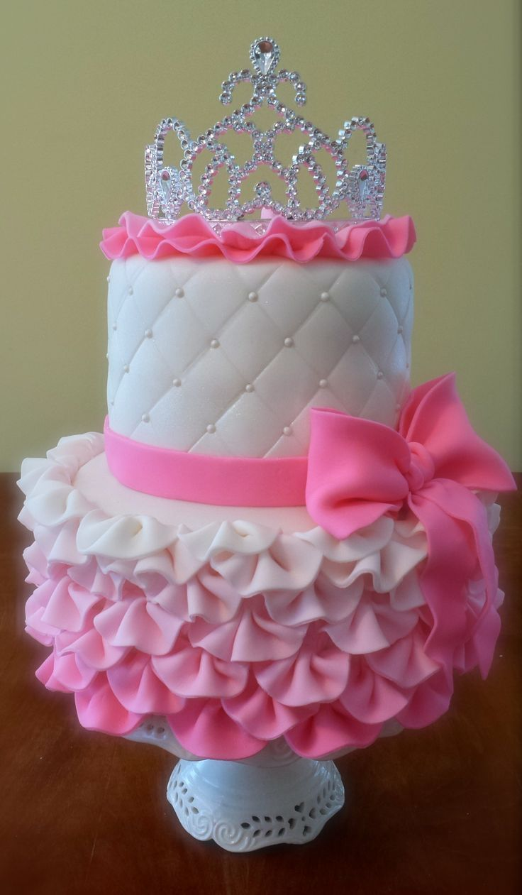 Large Of Princess Birthday Cakes