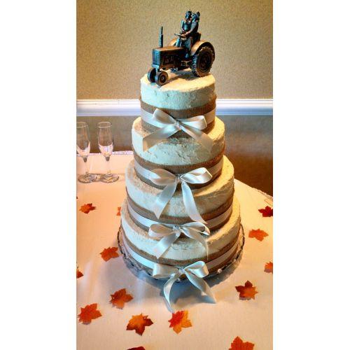 Medium Crop Of Country Wedding Cakes