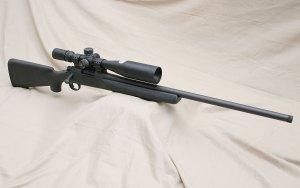 Rem 700, McMillan Winchester Marksman Stock (Black)