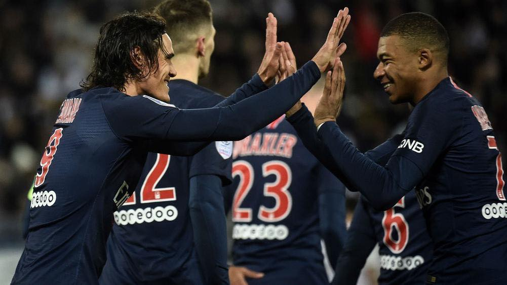 Paris Saint-Germain vs Amiens