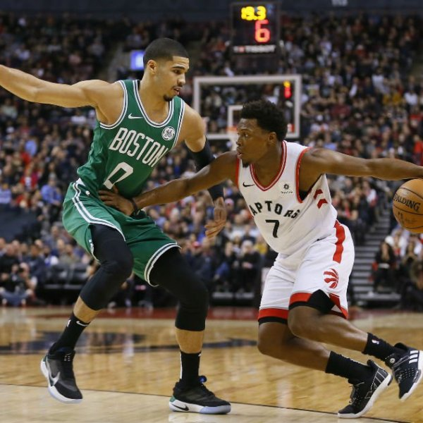 Raptors vs Celtics