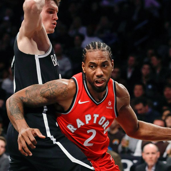 Raptors vs Nets