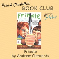 Kids Book Review of Frindle - Snoring Scholar