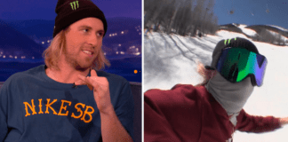 Sage Kotsenburg at Conan