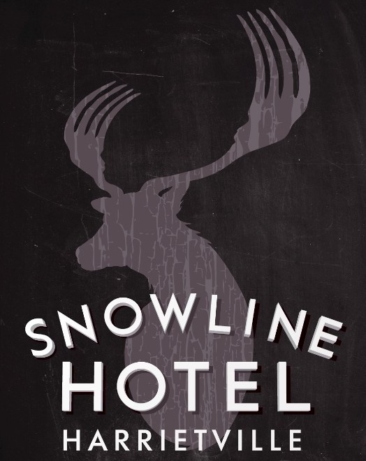 Snowline Main Sign