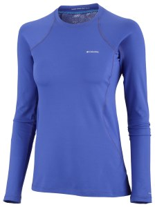 Columbia Women's Baselayer Midweight Top