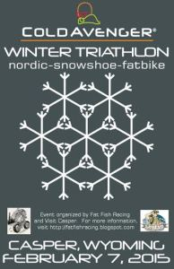 The ColdAvenger Winter Triathlon (Nordic Ski, Snowshoe and Fatbike) @ Nordic Center on Casper Mountain | Wyoming | United States
