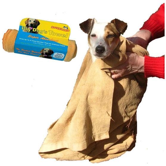 big dog towel