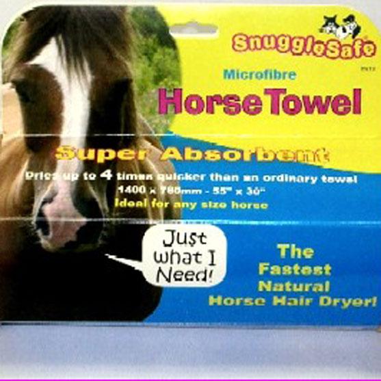 Microfibre Horse Towel