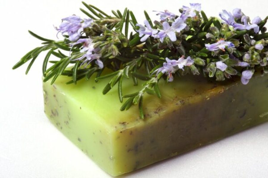 Cold Process Herbal Soap