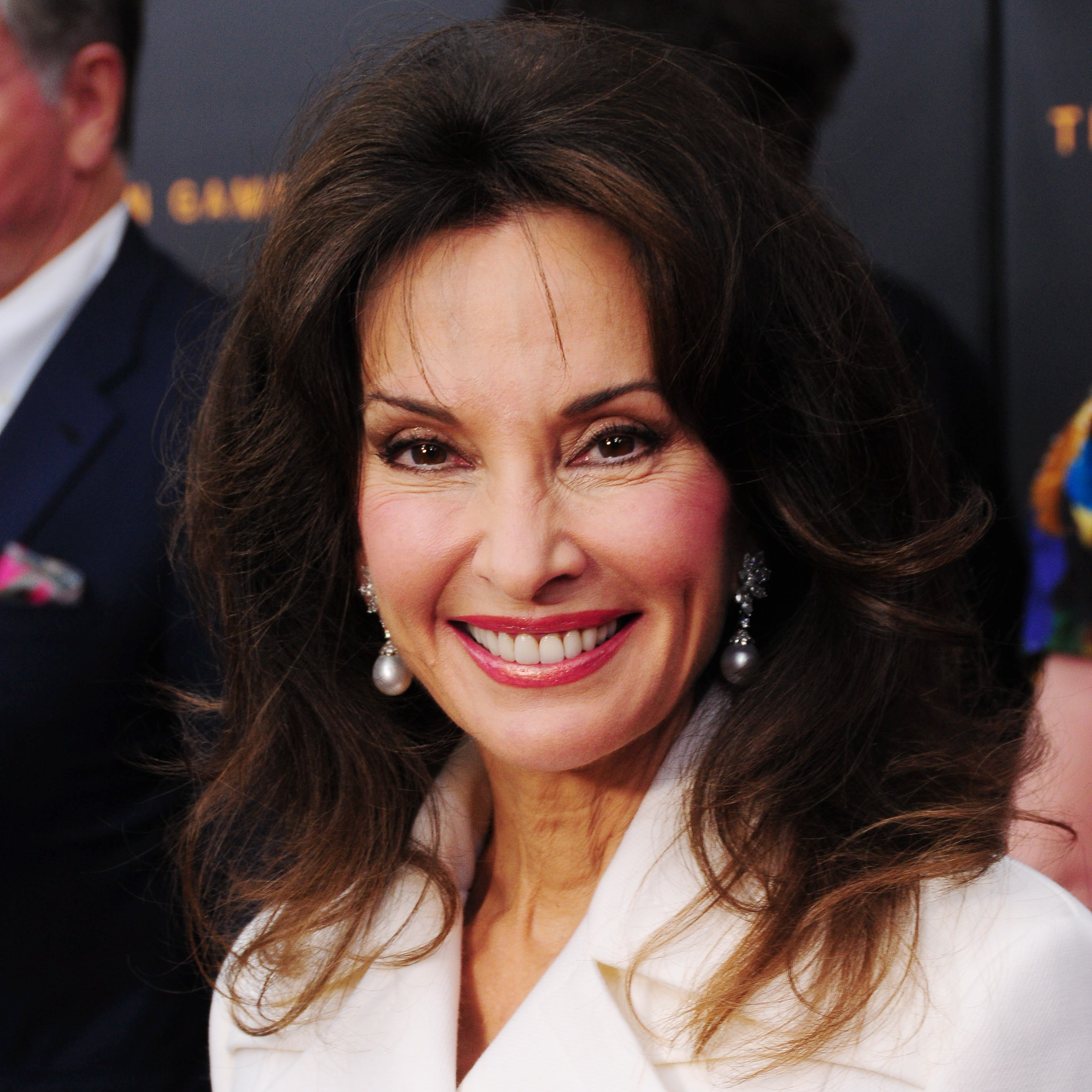 Susan Lucci 'The Imitation Game' New York Premiere at Ziegfeld Theater hosted by Weinstein Company on November 17, 2014 in New York City 11/17/14 © John P Iblis/jpistudios.com 310-657-9661