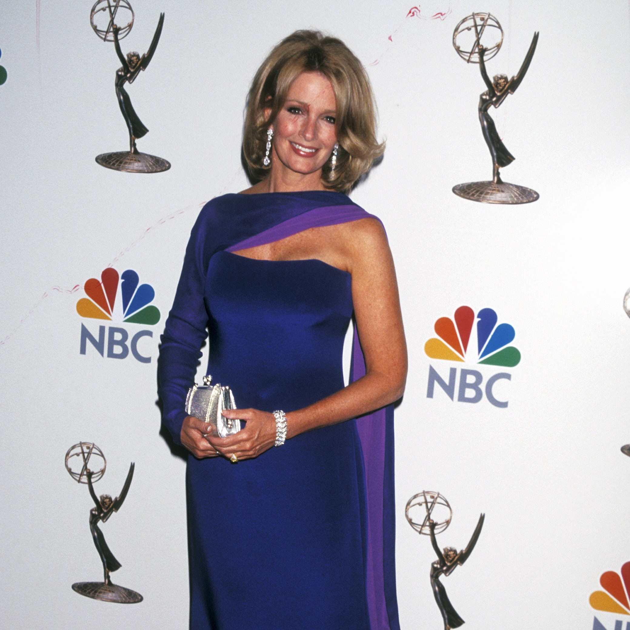 NEW YORK CITY - MAY 15:   Actress Deidre Hall attends the 25th Annual Daytime Emmy Awards on May 15, 1998 at Radio City Music Hall in New York City. (Photo by Ron Galella/WireImage)