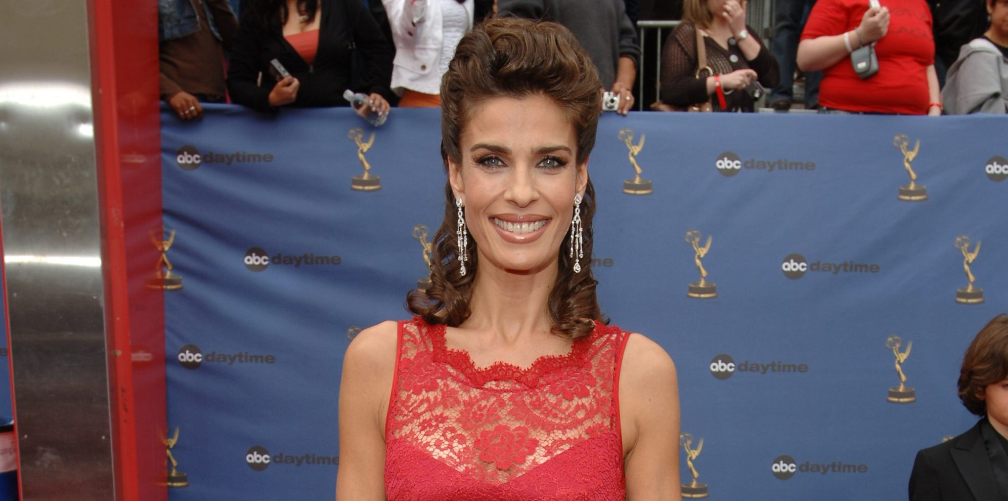 Kristian Alfonso 33rd Annual Daytime Emmy Awards - Arrivals Kodak Theatre Hollywood 4/28/06 ©Lisa Rose/jpistudios.com 310-657-9661