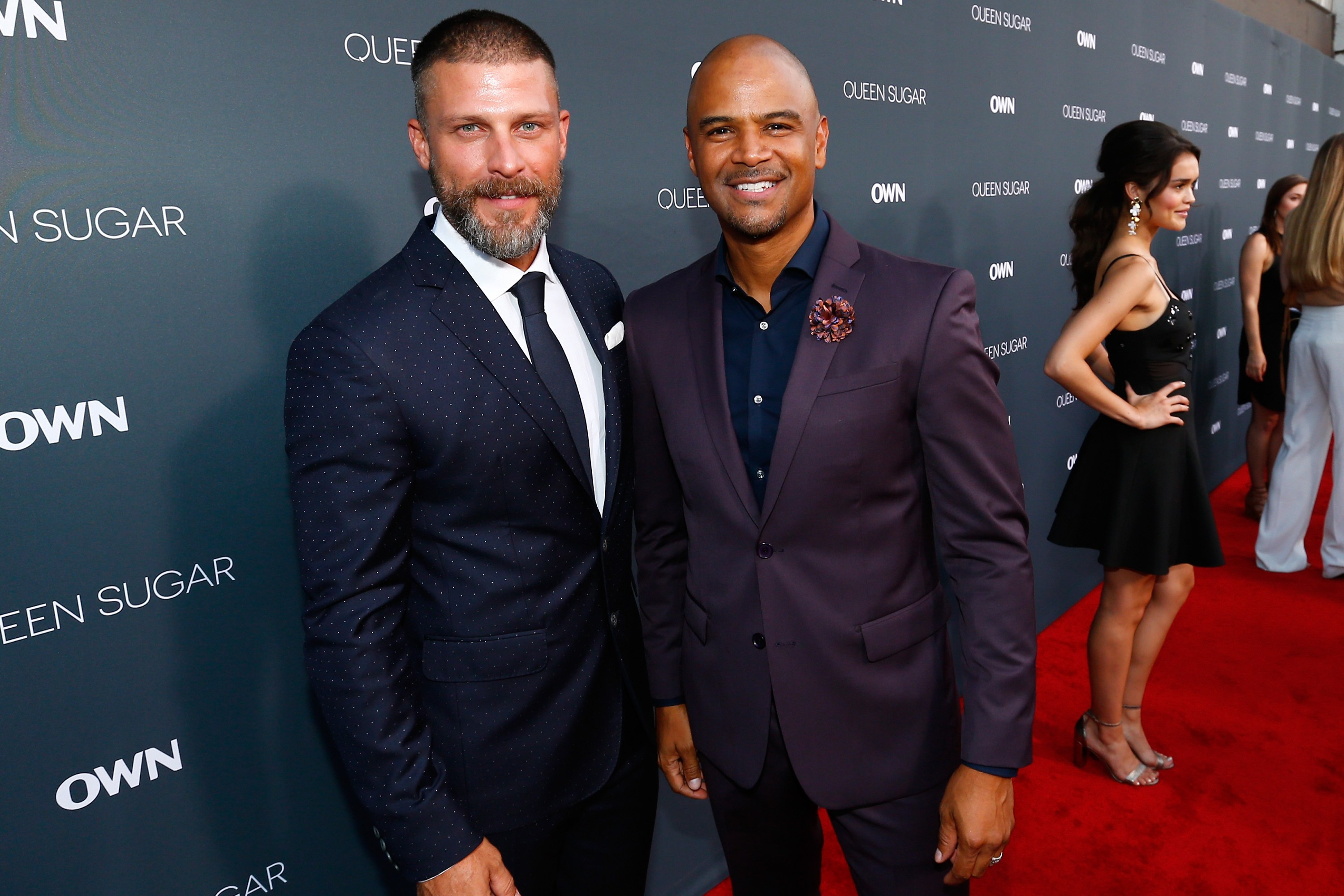 Greg Vaughan Dondre Whitfield