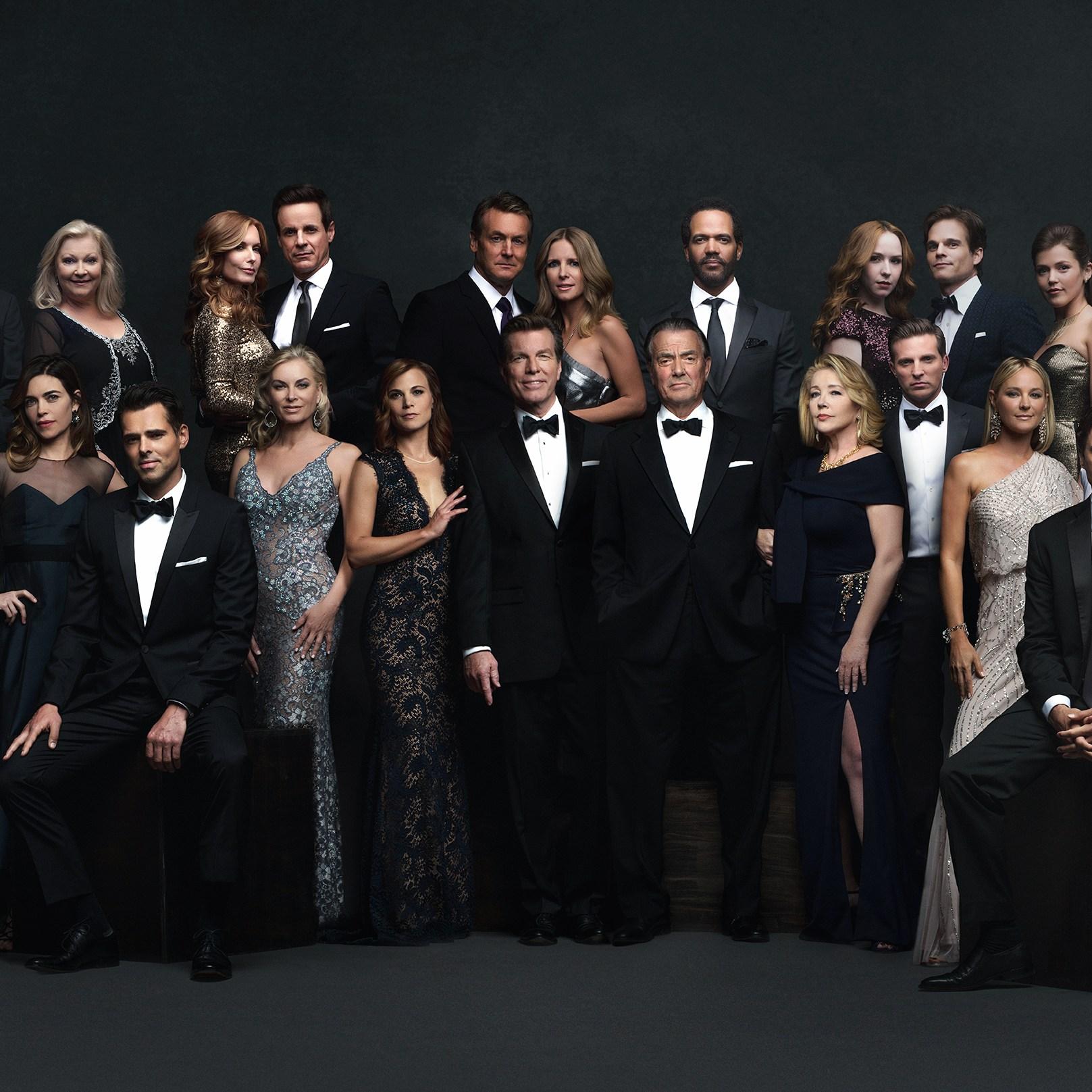 Y&R Cast photo