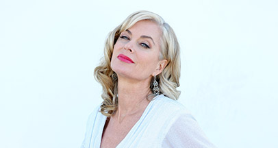 """Eileen Davidson """"The Young and the Restless"""" Set  CBS television City Los Angeles 10/02/15 © sean smith/jpistudios.com 310-657-9661"""