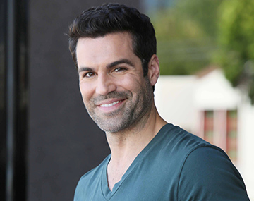 "Jordi Vilasuso ""Days of our Lives"" Set with Jordi Vilasuso NBC Studios Burbank 04/04/16 © Howard Wise/jpistudios.com 310-657-9661"