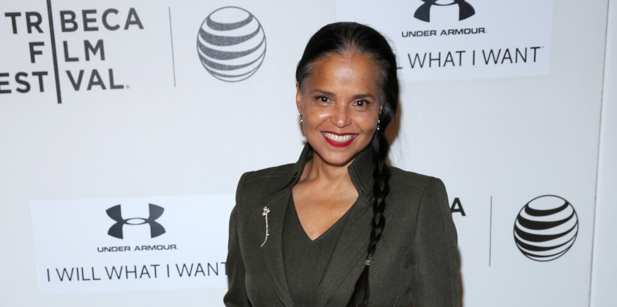 "NEW YORK, NY - APRIL 19:  Actress Victoria Rowell attends the premiere of ""A Ballerina's Tale"" during the 2015 Tribeca Film Festival at BMCC Tribeca PAC on April 19, 2015 in New York City.  (Photo by Rob Kim/Getty Images for the 2015 Tribeca Film Festival)"
