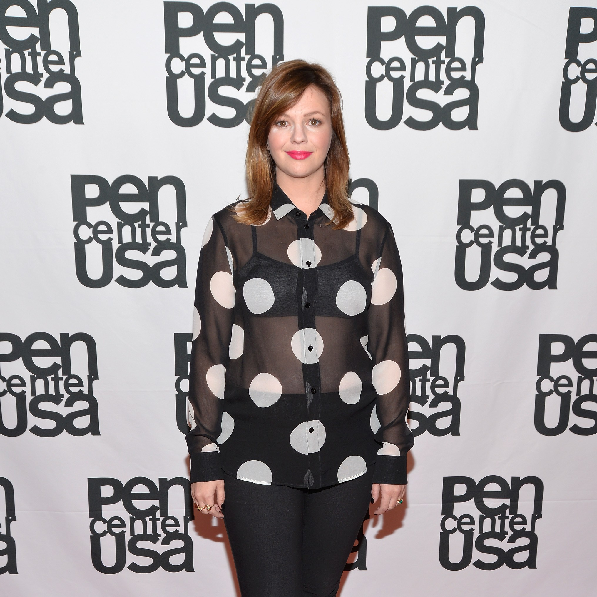 BEVERLY HILLS, CA - SEPTEMBER 28:  Actress Amber Tamblyn attends PEN Center USA's 26th Annual Literary Awards Festival honoring Isabel Allende at the Beverly Wilshire Four Seasons Hotel on September 28, 2016 in Beverly Hills, California.  (Photo by Michael Tullberg/Getty Images)