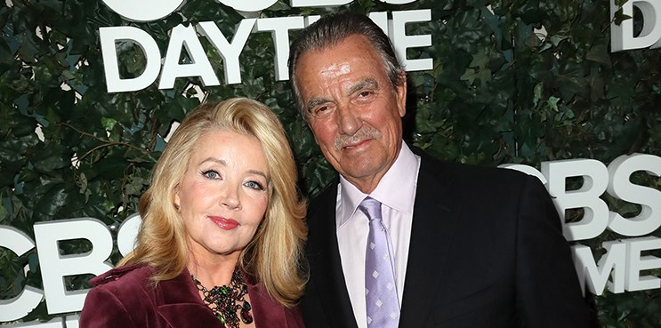 BEVERLY HILLS, CA - OCTOBER 10:  Actor Eric Braeden (R) and Dale Russell Gudegast attend the CBS Daytime #1 for 30 Years at The Paley Center for Media on October 10, 2016 in Beverly Hills, California.  (Photo by David Livingston/Getty Images)
