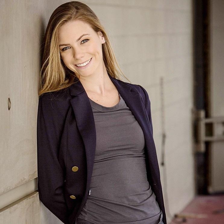 "Chloe Lanier ""General Hospital"" Set  The Prospect Studios ABC Studios Los Angeles 09/16/16 © Howard Wise/jpistudios.com 310-657-9661"