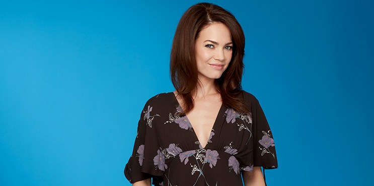"GENERAL HOSPITAL - The Emmy-winning daytime drama ""General Hospital"" airs Monday-Friday (3:00 p.m. - 4:00 p.m., ET) on the ABC Television Network.    GH16  (ABC/Craig Sjodin) REBECCA HERBST"