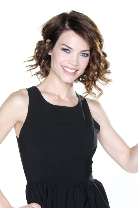 Rebecca Herbst Photo Shoot