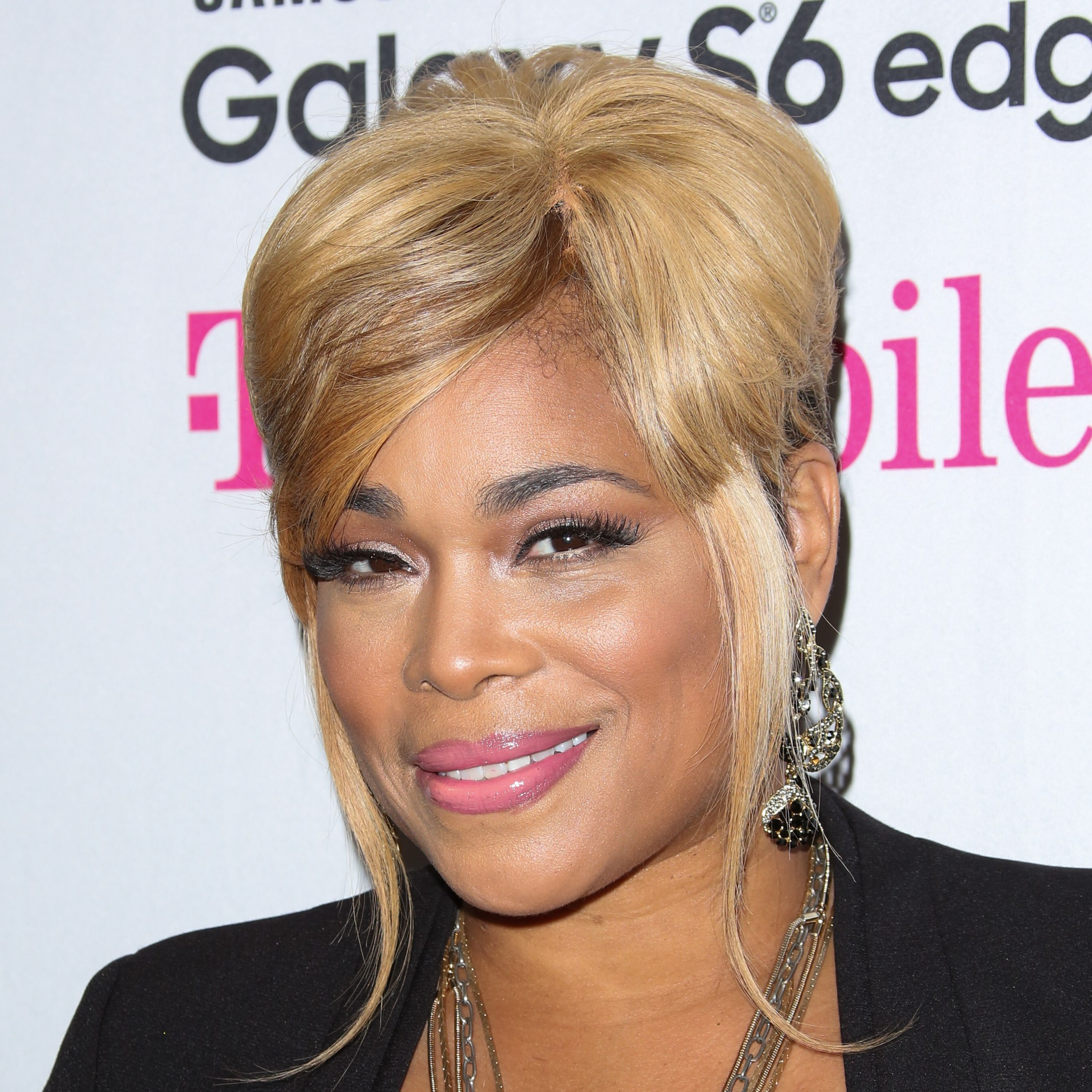 "LOS ANGELES, CA - APRIL 19:  Singer T-Boz of the Girl Group TLC attends the acoustic concert of ""T-Boz Unplugged"" supporting Sickle Cell Foundation Support Group at The GRAMMY Museum on April 19, 2015 in Los Angeles, California.  (Photo by Paul Archuleta/FilmMagic)"