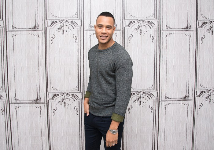 The Build Series Presents Trai Byers Discussing