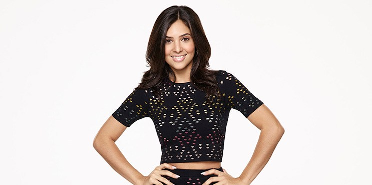 DAYS OF OUR LIVES -- Season: 51 -- Pictured: Camila Banus as Gabi Hernandez -- (Photo by: Chris Haston/NBC)