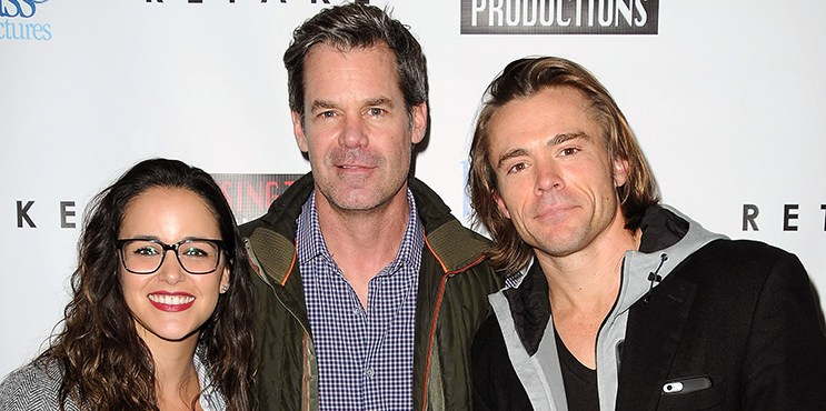 Melissa Fumero, Tuc Watkins, John Paul Lavoisier